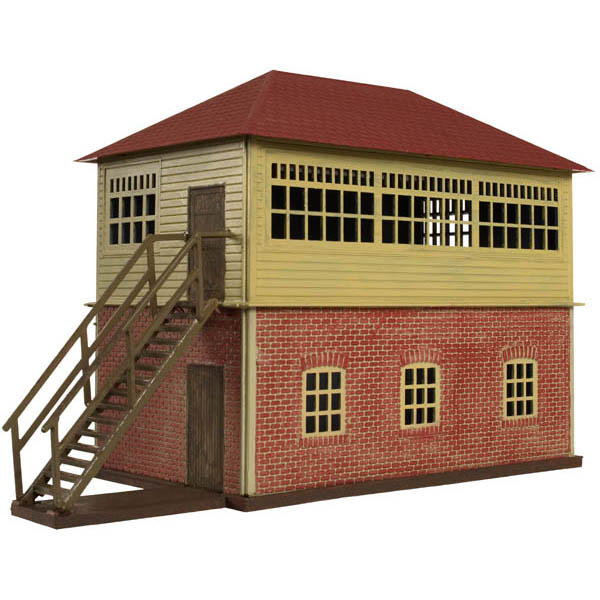 ATLAS HO TRAINMAN INTERLOKING TOWER KIT