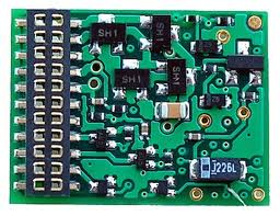 TCS 1344 EU621X 21 PIN DECODER