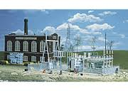 WALTHERS NORTHAN LIGHT COMPANY AND POWER SUBSTATION 933-3025